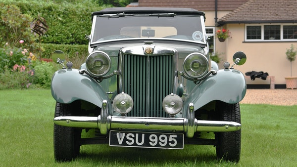 1951 MG TD For Sale (picture 11 of 138)