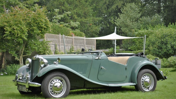 1951 MG TD For Sale (picture 7 of 138)