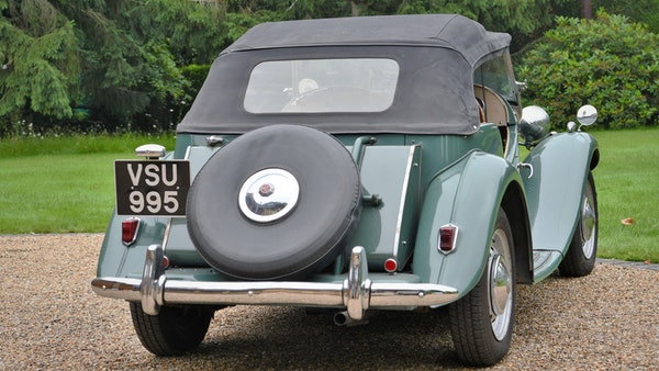 1951 MG TD For Sale (picture 17 of 138)