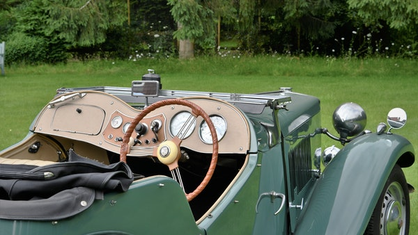 1951 MG TD For Sale (picture 96 of 138)