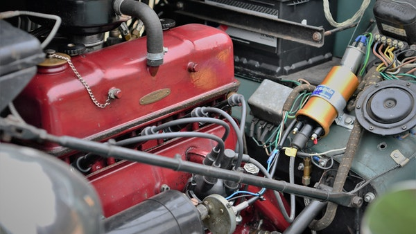 1951 MG TD For Sale (picture 112 of 138)