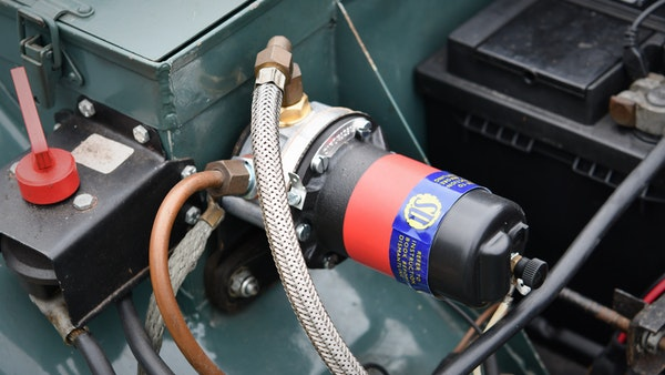 1951 MG TD For Sale (picture 105 of 138)