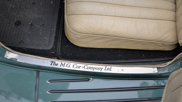 1951 MG TD For Sale (picture 70 of 138)
