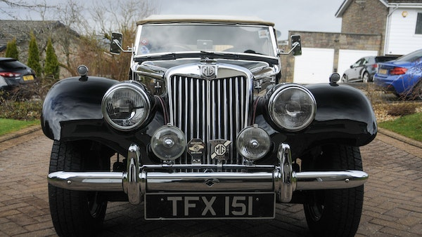 1955 MG TF 1500 For Sale (picture 4 of 143)