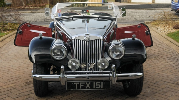 1955 MG TF 1500 For Sale (picture 8 of 143)