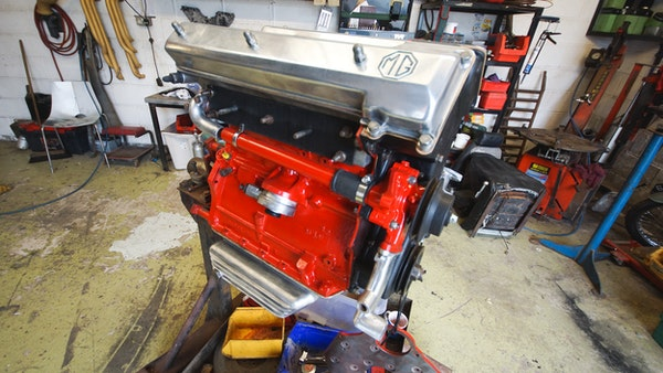 MGA Twin-Cam Engine For Sale (picture 1 of 8)