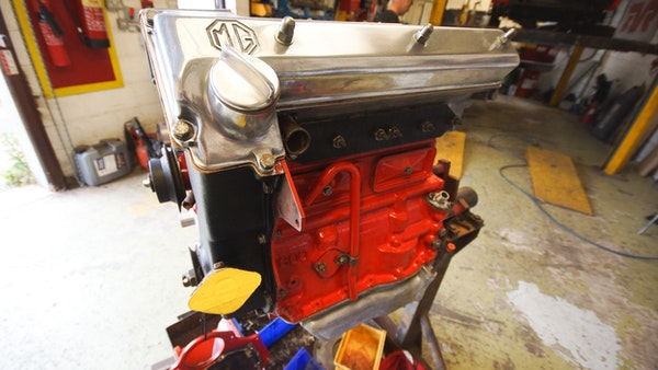 MGA Twin-Cam Engine For Sale (picture 4 of 8)