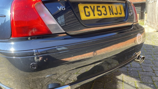 RESERVE REMOVED - 2003 MG ZT 260 V8 For Sale (picture 70 of 93)