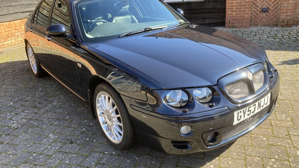 RESERVE REMOVED - 2003 MG ZT 260 V8 For Sale (picture 13 of 93)