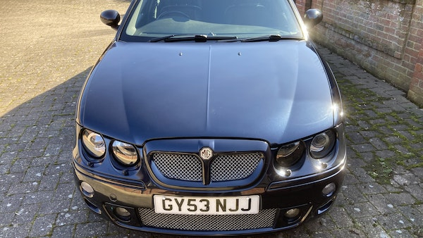 RESERVE REMOVED - 2003 MG ZT 260 V8 For Sale (picture 10 of 93)