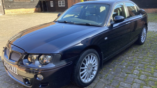 RESERVE REMOVED - 2003 MG ZT 260 V8 For Sale (picture 3 of 93)