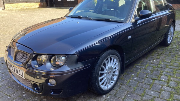 RESERVE REMOVED - 2003 MG ZT 260 V8 For Sale (picture 14 of 93)