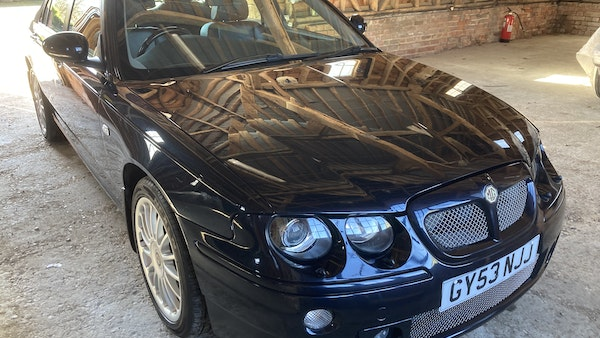 RESERVE REMOVED - 2003 MG ZT 260 V8 For Sale (picture 11 of 93)