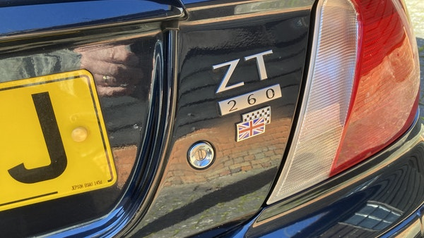 RESERVE REMOVED - 2003 MG ZT 260 V8 For Sale (picture 71 of 93)