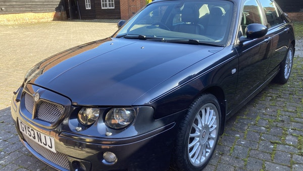 RESERVE REMOVED - 2003 MG ZT 260 V8 For Sale (picture 8 of 93)