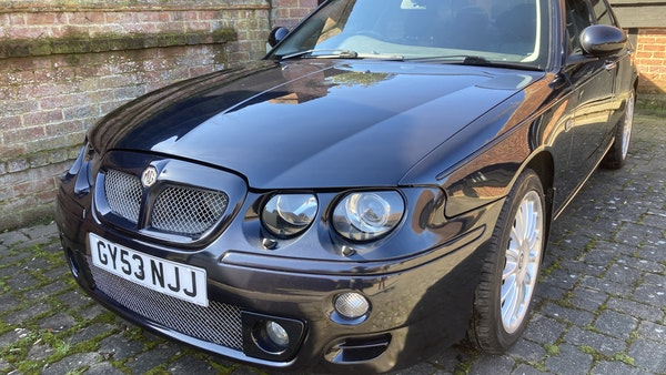 RESERVE REMOVED - 2003 MG ZT 260 V8 For Sale (picture 6 of 93)