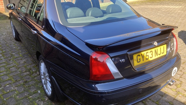 RESERVE REMOVED - 2003 MG ZT 260 V8 For Sale (picture 5 of 93)