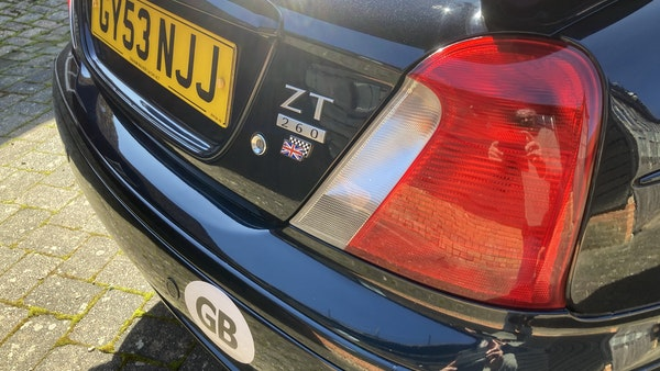 RESERVE REMOVED - 2003 MG ZT 260 V8 For Sale (picture 72 of 93)