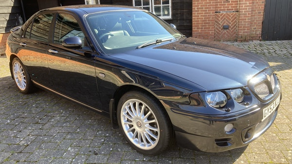 RESERVE REMOVED - 2003 MG ZT 260 V8 For Sale (picture 1 of 93)