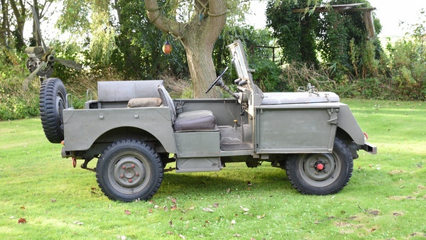 1952 Minerva Land Rover Series 1 For Sale (picture 12 of 104)