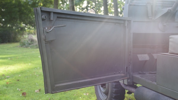 1952 Minerva Land Rover Series 1 For Sale (picture 21 of 104)