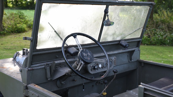 1952 Minerva Land Rover Series 1 For Sale (picture 17 of 104)