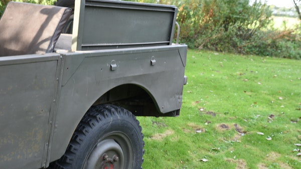 1952 Minerva Land Rover Series 1 For Sale (picture 54 of 104)
