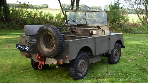 1952 Minerva Land Rover Series 1 For Sale (picture 10 of 104)