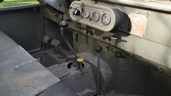 1952 Minerva Land Rover Series 1 For Sale (picture 24 of 104)