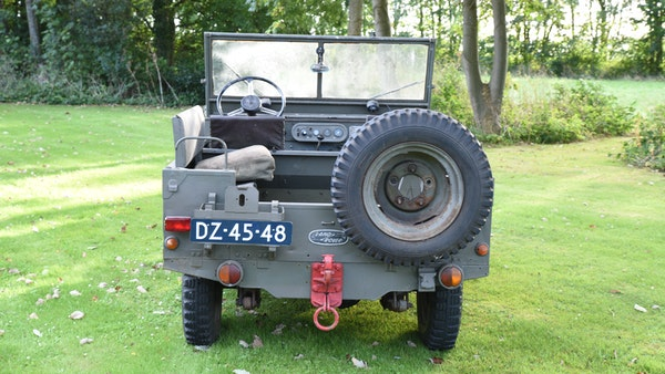 1952 Minerva Land Rover Series 1 For Sale (picture 8 of 104)