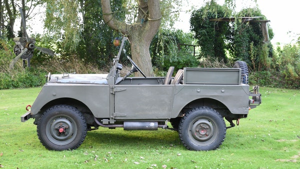 1952 Minerva Land Rover Series 1 For Sale (picture 4 of 104)