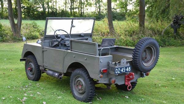 1952 Minerva Land Rover Series 1 For Sale (picture 3 of 104)