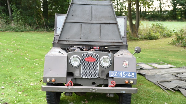 1952 Minerva Land Rover Series 1 For Sale (picture 74 of 104)