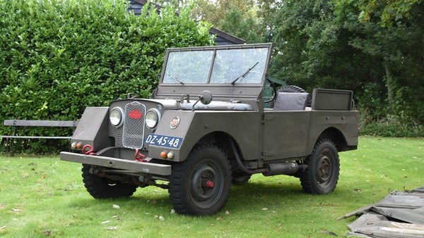 1952 Minerva Land Rover Series 1 For Sale (picture 49 of 104)