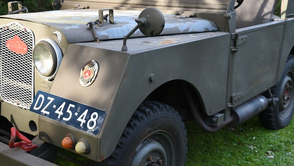 1952 Minerva Land Rover Series 1 For Sale (picture 52 of 104)