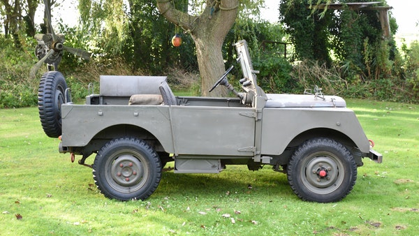1952 Minerva Land Rover Series 1 For Sale (picture 11 of 104)