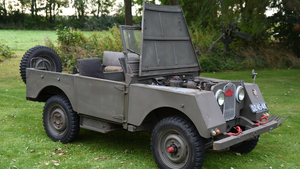 1952 Minerva Land Rover Series 1 For Sale (picture 75 of 104)