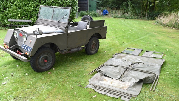 1952 Minerva Land Rover Series 1 For Sale (picture 50 of 104)