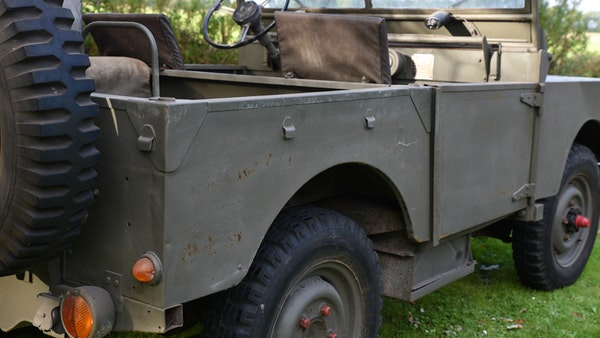 1952 Minerva Land Rover Series 1 For Sale (picture 61 of 104)