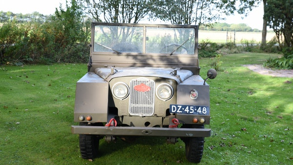 1952 Minerva Land Rover Series 1 For Sale (picture 6 of 104)