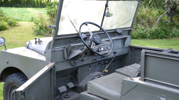 1952 Minerva Land Rover Series 1 For Sale (picture 18 of 104)