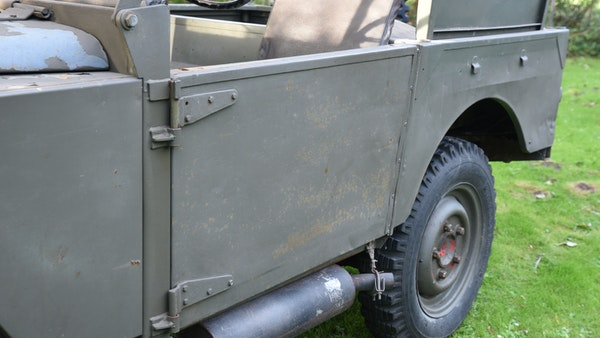 1952 Minerva Land Rover Series 1 For Sale (picture 53 of 104)