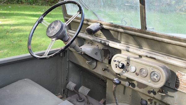 1952 Minerva Land Rover Series 1 For Sale (picture 22 of 104)