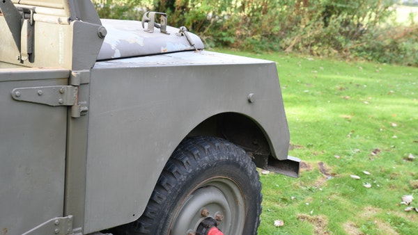 1952 Minerva Land Rover Series 1 For Sale (picture 63 of 104)