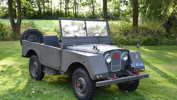 1952 Minerva Land Rover Series 1 For Sale (picture 9 of 104)