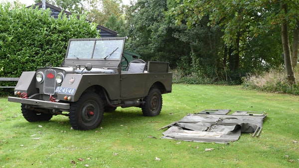 1952 Minerva Land Rover Series 1 For Sale (picture 51 of 104)