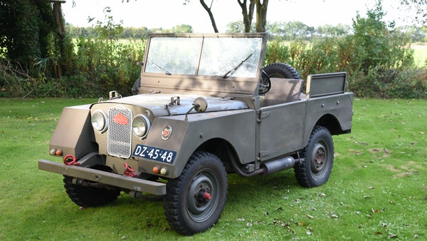 1952 Minerva Land Rover Series 1 For Sale (picture 5 of 104)