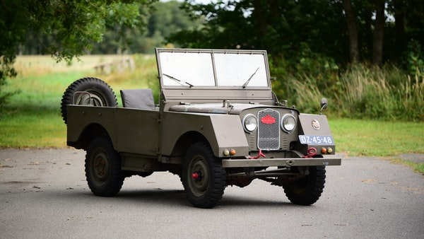1952 Minerva Land Rover Series 1 For Sale (picture 1 of 104)
