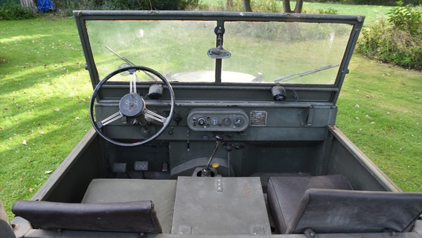 1952 Minerva Land Rover Series 1 For Sale (picture 19 of 104)