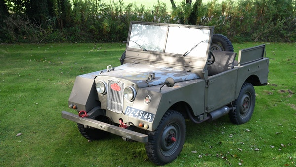 1952 Minerva Land Rover Series 1 For Sale (picture 7 of 104)